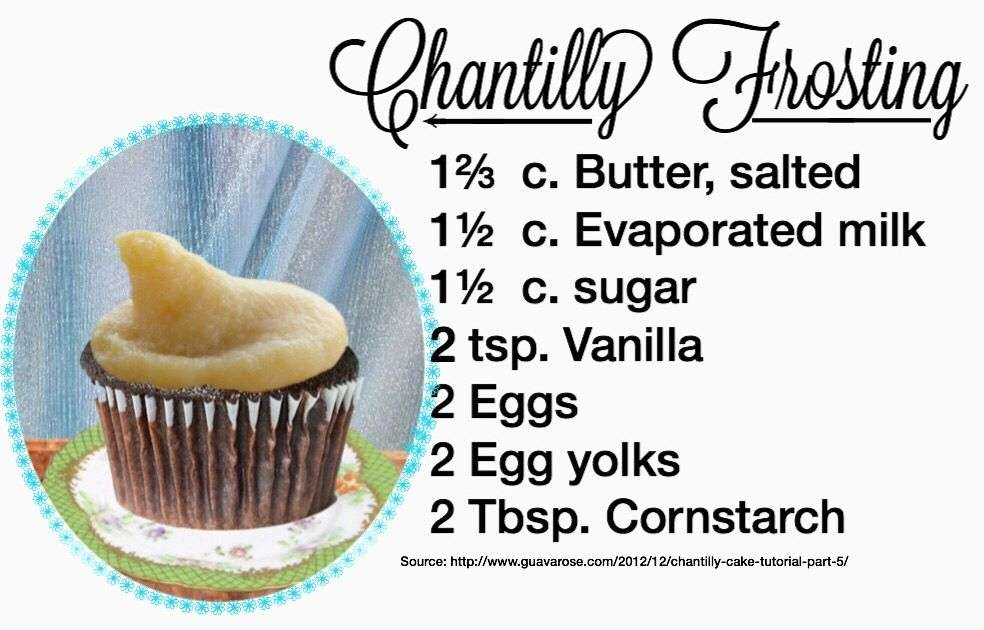 Chantilly cake tutorial chantilly frosting part 5