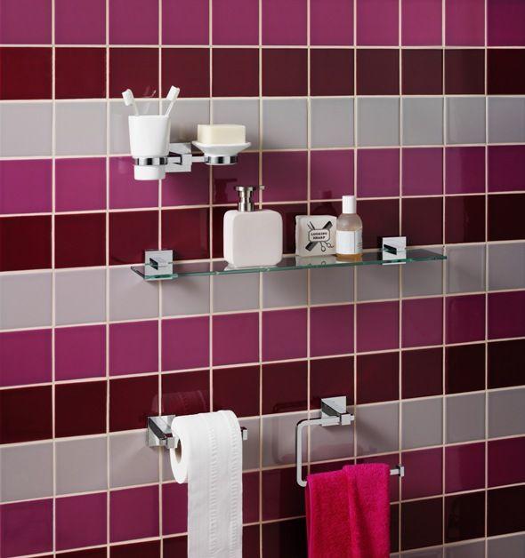 Everson Bathroom Accessories With Habitat Tiles