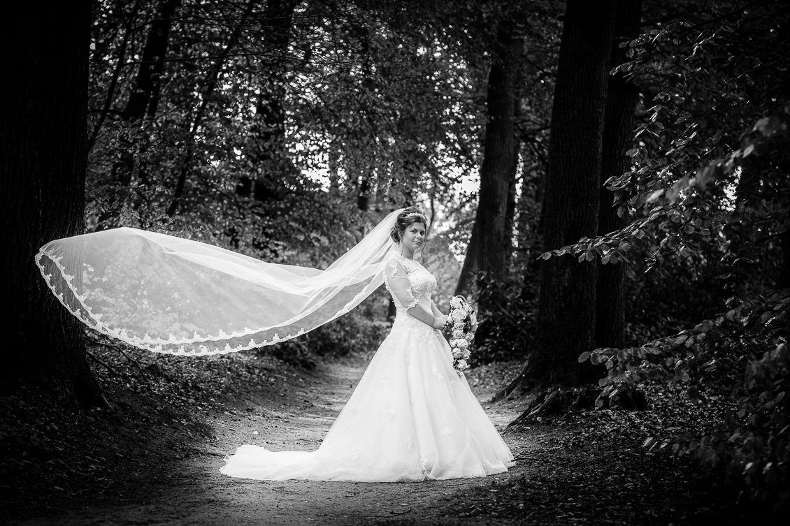 bruidsfotografie kasteel renswoude