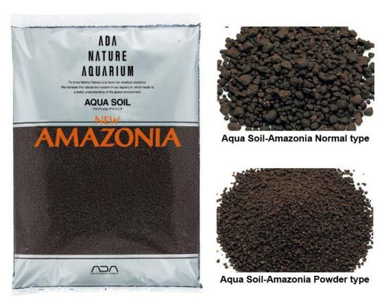 Aqua Soil- Amazonia: best planted aquarium soil
