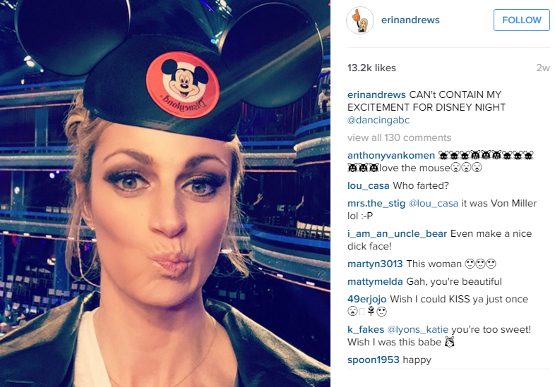 Erin Andrews Done With Marriott Hotel Case, Ready For A