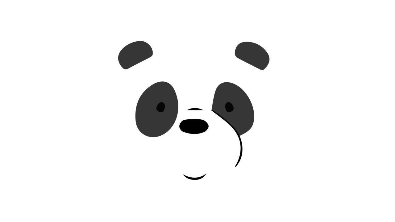 We Bare Bears Wallpapers Wallpaper Cave Inside We Bare Bears Wallpaper Black Wallpaper Hd Seni Boneka Hewan