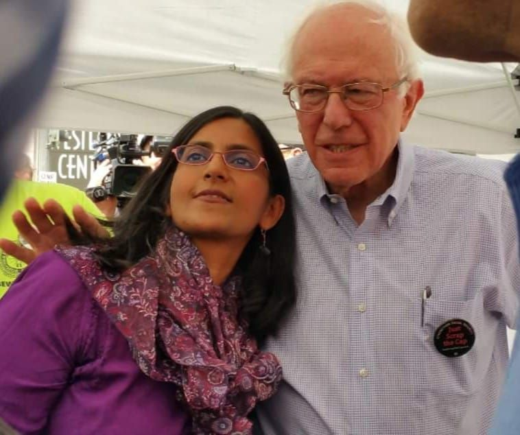 Kshama Sawant January 8 As The Thrice Elected Socialist On The Seattle City Council With Our Moveme In 2020 Socialist Bernie Sanders Bernie Sanders For President