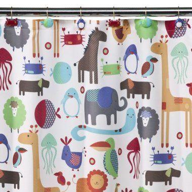 Park B. Smith® Duck Shower Curtain   Dylan's/ guest bathroom ...