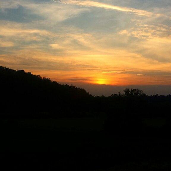 Manton ky sunset