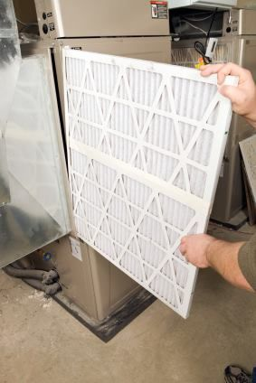 Remember To Change The Filters In Your Heating And Air