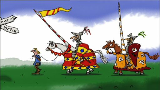 Jackanory Junior: 'Crazy Camelot Capers' (With images) | Camelot ...