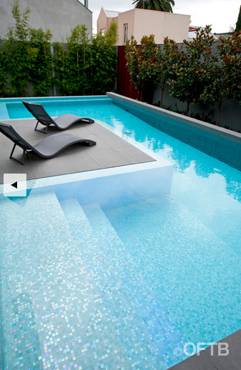 gorgeous pool | Pools & gardens | Pinterest | Swimming pools ...