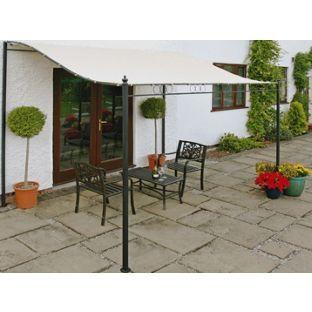 Buy Wall Mounted Garden Gazebo 2.5m at Argos.co.uk visit Argos  sc 1 st  Pinterest & Buy Wall Mounted Garden Gazebo 2.5m at Argos.co.uk visit Argos.co ...