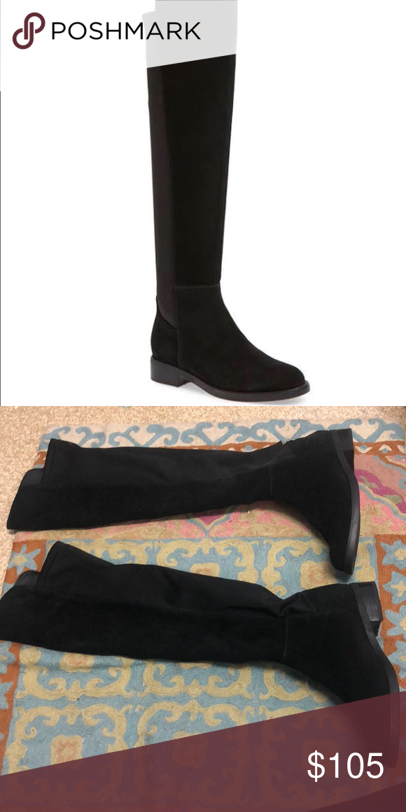 a05a742e73a Blondo Danny Over the Knee waterproof boot Over the knee