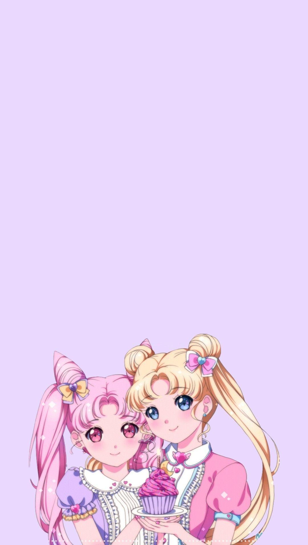 Sailor moon wallpaper, Kawaii wallpaper ...
