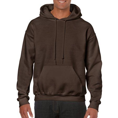 super popular 3fc13 66dc1 Big Mens Hooded Sweatshirt, Size: 2XL, Brown | Products ...