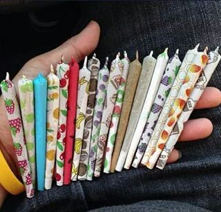 Smoke. Weed. Colors