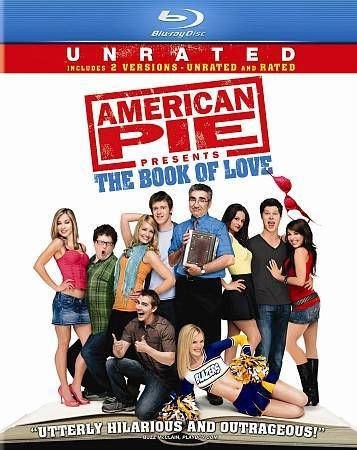 American Pie Presents The Book Of Love Blu Ray Disc New Sealed