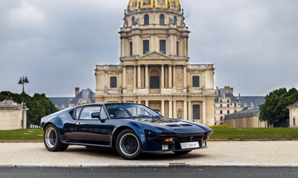 Marque : De Tomaso Modèle : Pantera GTS Gr3 specs Année : 1979 Couleur extérieure : Bleu Nuit Couleur intérieure... View Article