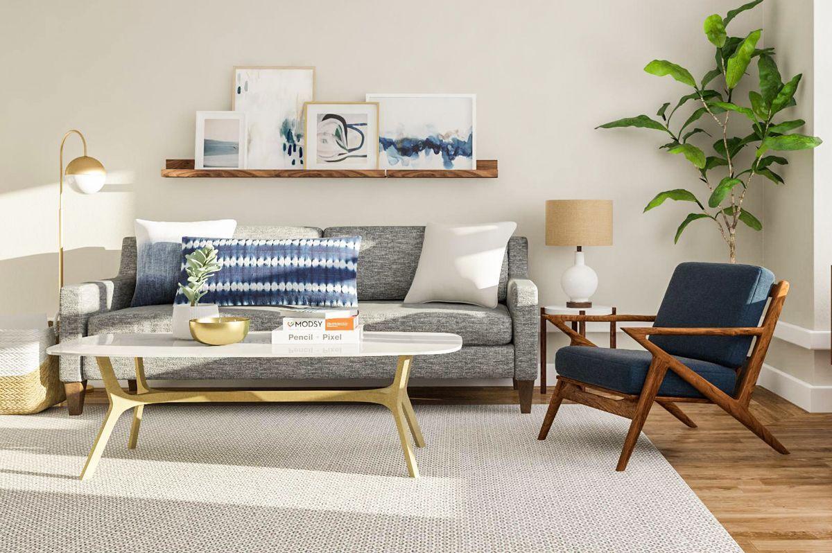 8 midcentury modern living room ideas we love mods