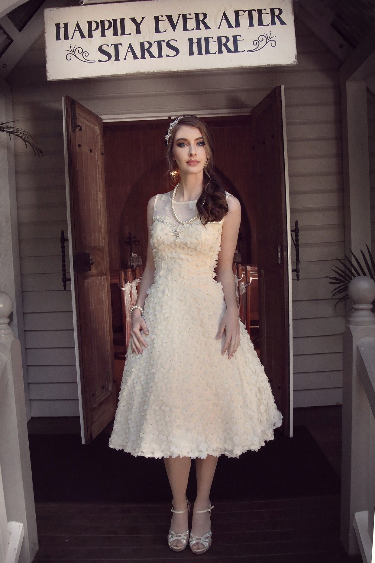 To have and to hold reception dress vintage and vintage style