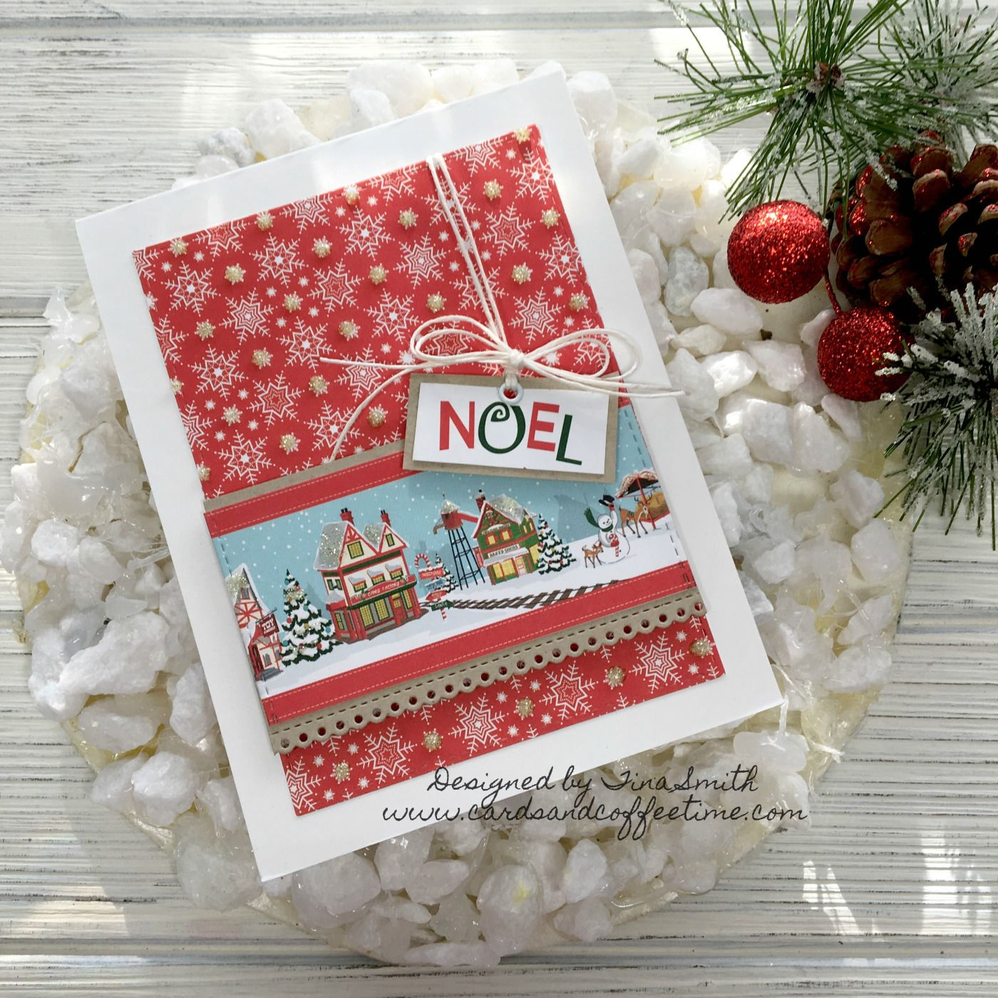10 Cards – 1 Kit Simon Says Stamp Dec 2018 Card Kit | Cards and Coffee Time #cardkit