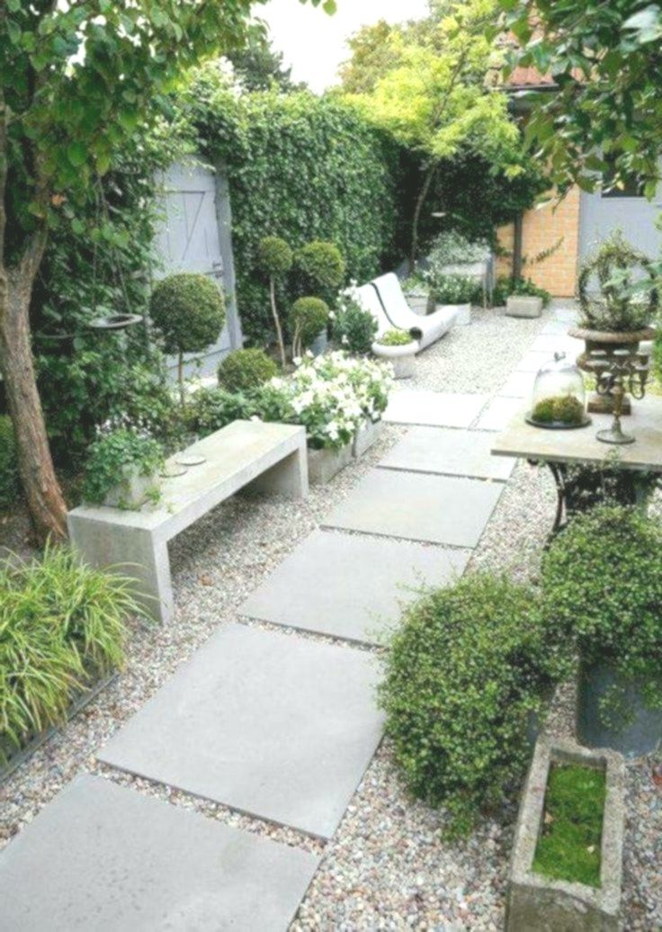 39 Small Gardens Designed For Small Course Concepts Small Patio Garden Small Garden Design Small Backyard Landscaping