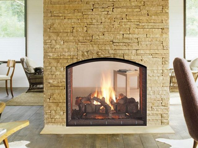 Escape See Through Gas Fireplace Gas Fireplace Home