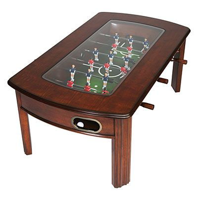 Foosball Coffee Table 269 At Big Lots