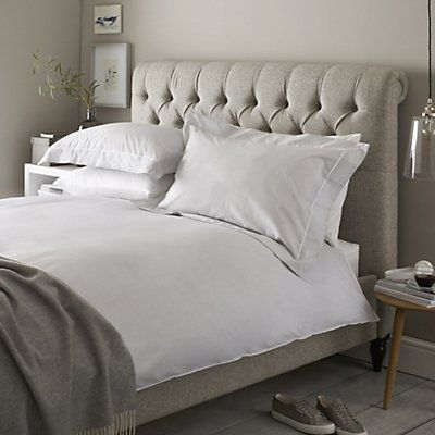 Somerton Stripe Bed Linen Sets Bedroom The White Company Uk