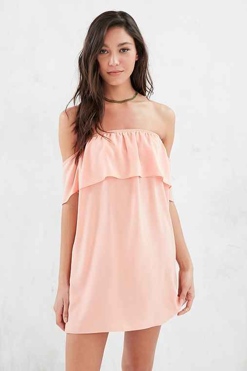 e7204f38f86 Little Coral Dress