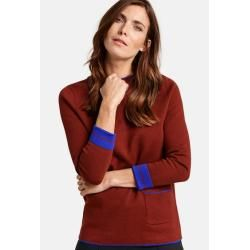 Photo of Doubleface Pullover Rot Gerry WeberGerry Weber