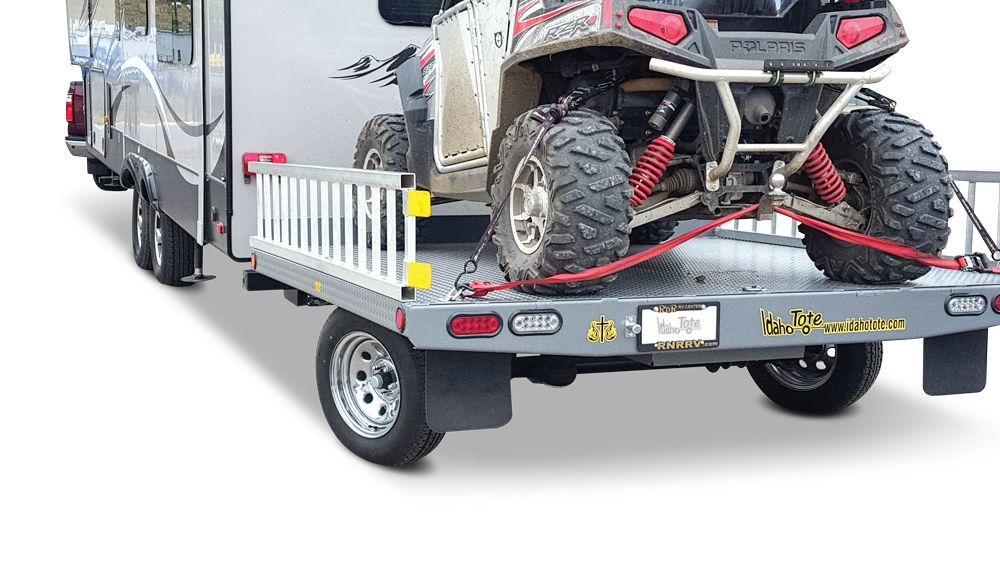 For Those Of You Who Dont Own An Rv Equipped With A Garage But