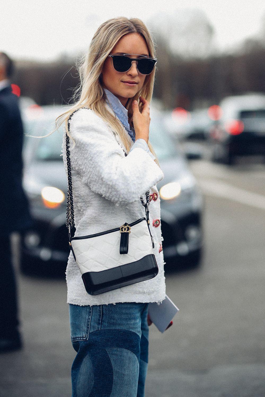 b9616b3a2a76bd HOW TO WEAR THE CHANEL GABRIELLE BAG (THEFASHIONGUITAR) | Fashions I ...