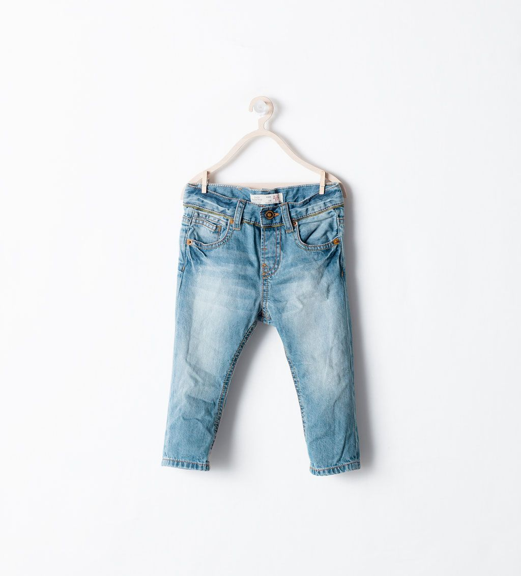 Camouflage detail jeans from zara dressing boys pinterest