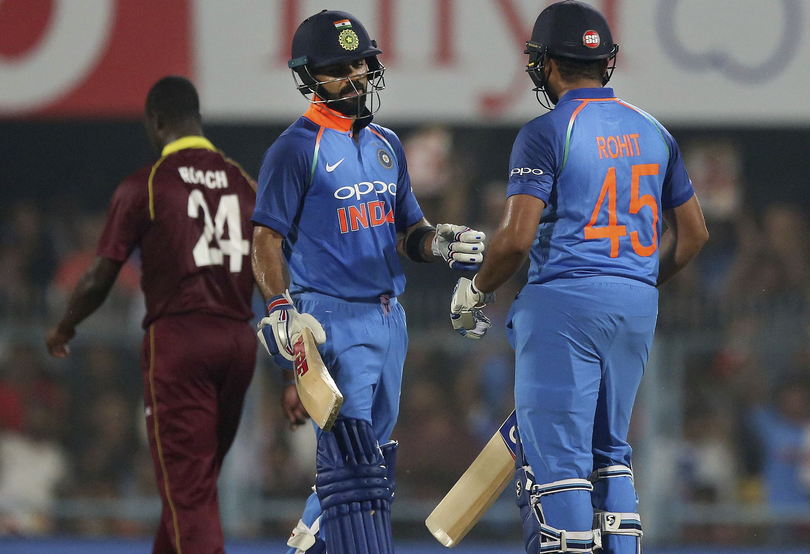 India vs West Indies 2018, First ODI Twitter Reacts As