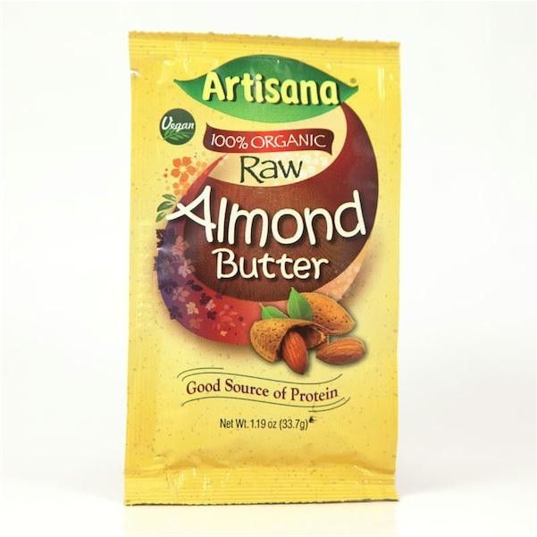 Artisana Almond Butter Squeeze Pack (10x1.19oz )