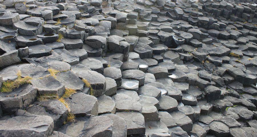 basalt at kalfshamasvik3 On tour in Northern Iceland