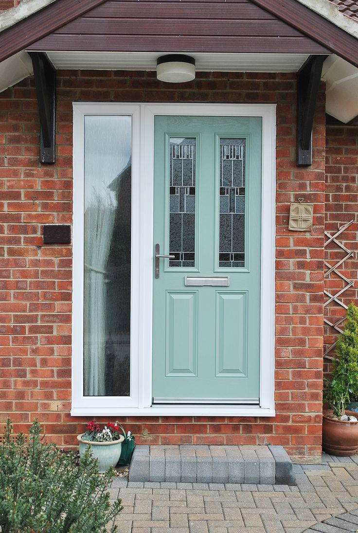 Image Result For Modern Upvc Front Door With Side Panel Doors