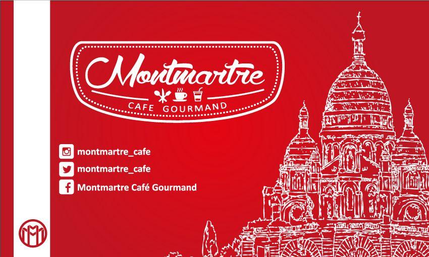 Diseño de lona para el toldo de Montamartre cafe #cafe #Caracas #Ccs #gourmet #restaurat #Diseño #diseñoG8 #Venezula #Paris