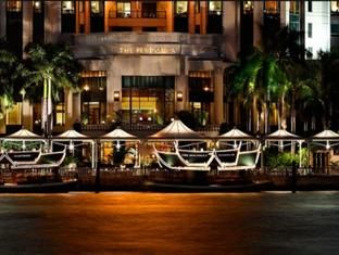 Peninsula Hotel, Bankok. Magical.