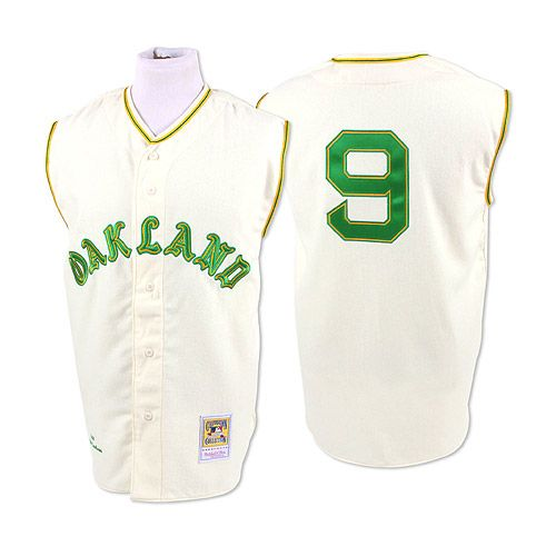 the latest 53ade b57ff Oakland Athletics Authentic 1968 Reggie Jackson Home Jersey ...