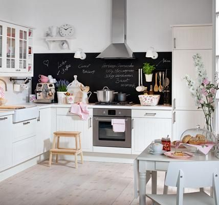 tafelfarbe: tipps zum selbermachen | tafelfarbe, selbermachen und ... - Küche Kreativ