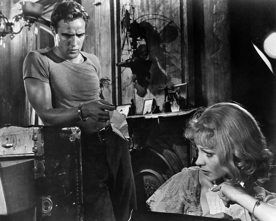marlon brando and vivien leigh in a streetcar d desire marlon brando and vivien leigh in a streetcar d desire