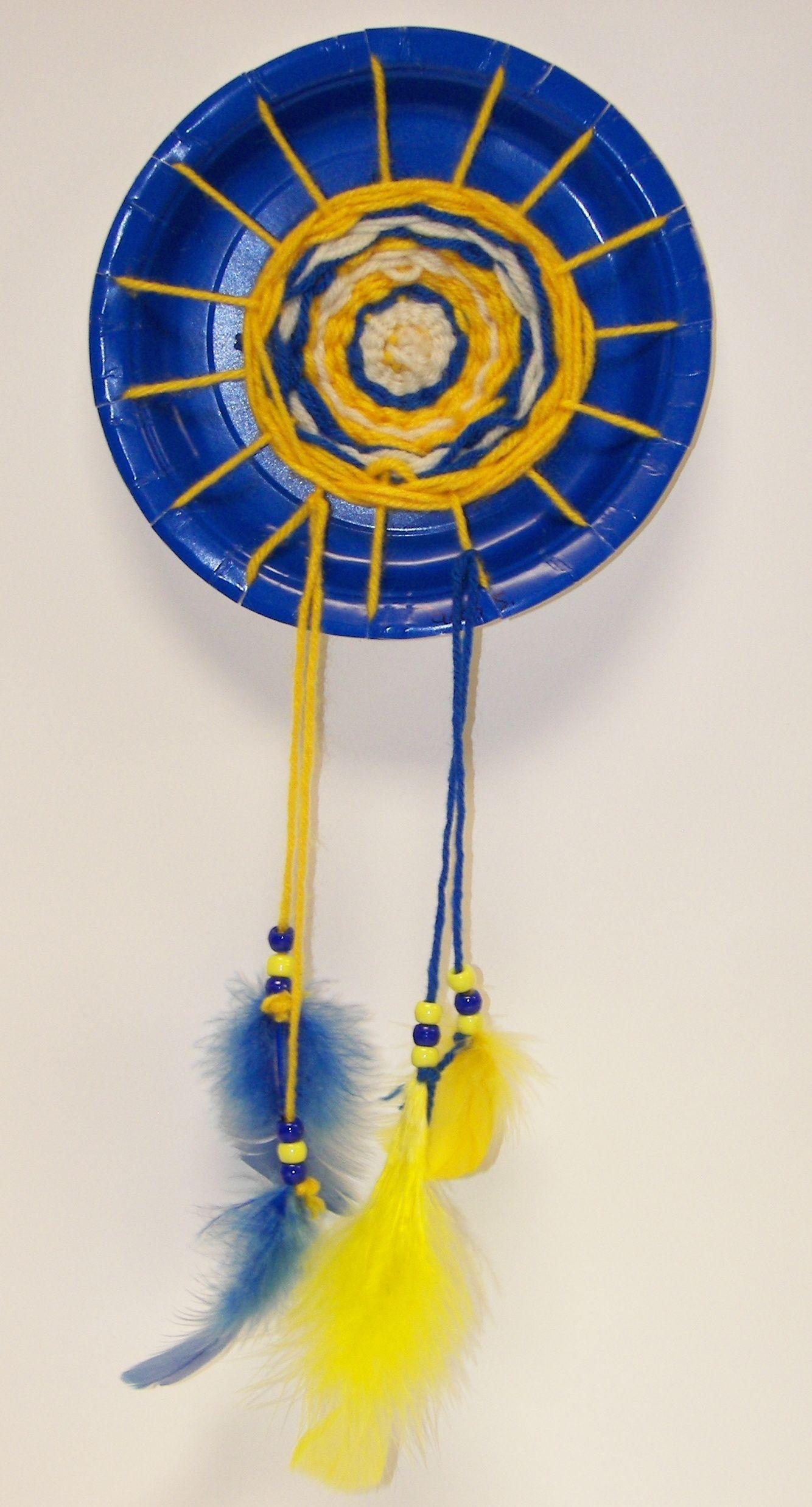 Circle Weaving Grade 3   *3rd grade art*   Weaving art ...