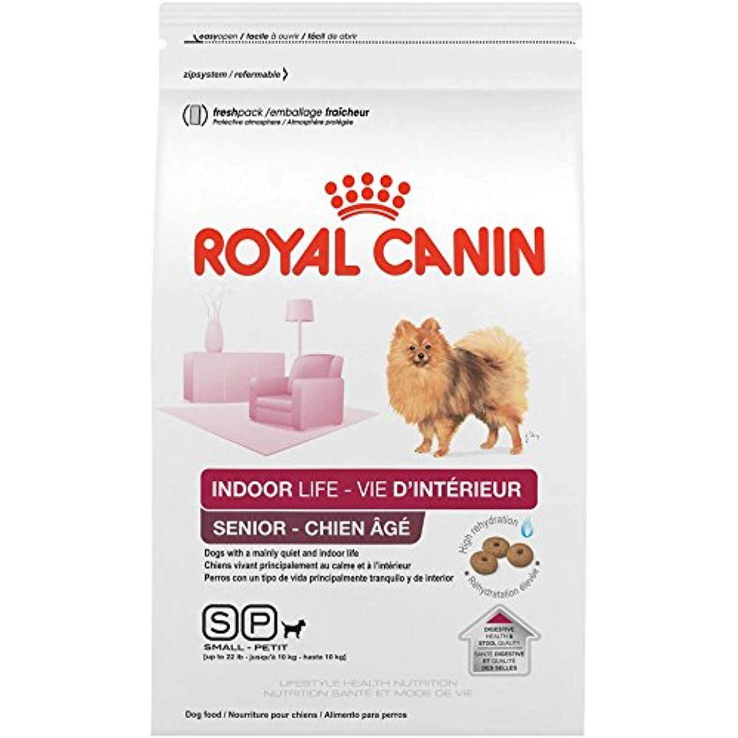 Royal canin lifestyle health nutrition indoor life small