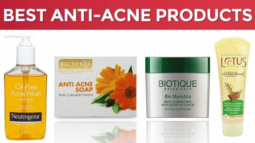 8 Best Anti Acne Products In India With Images Anti Acne Best Acne Products Acne