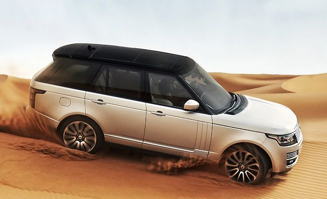 Range Rover Vogue 2013 Someone Please Buy Me This Available