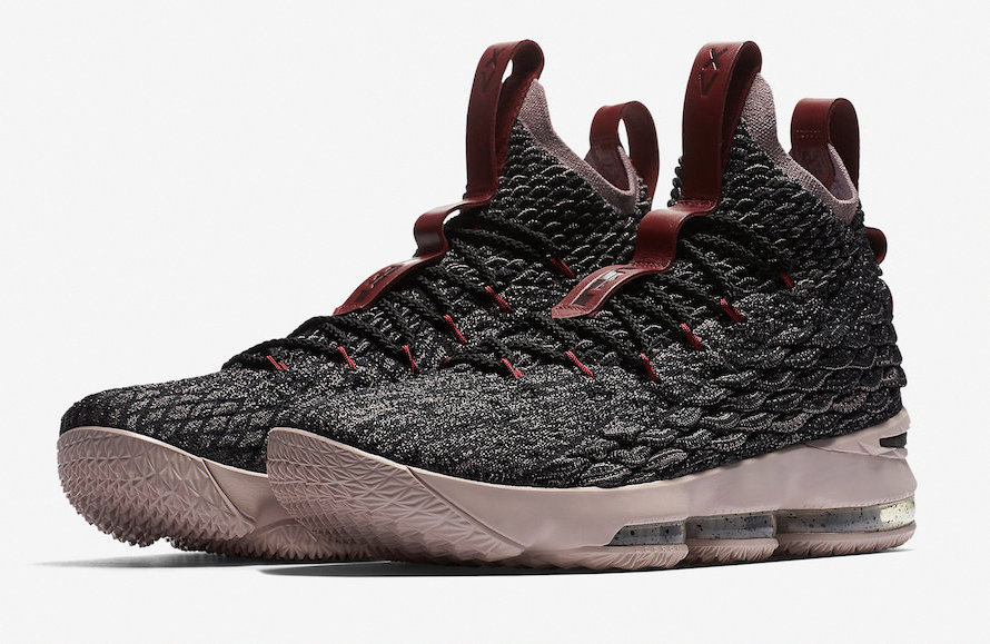 Official Images + Release Date  Nike LeBron 15 Pride of Ohio   bestbasketballshoes 8bf5a0812
