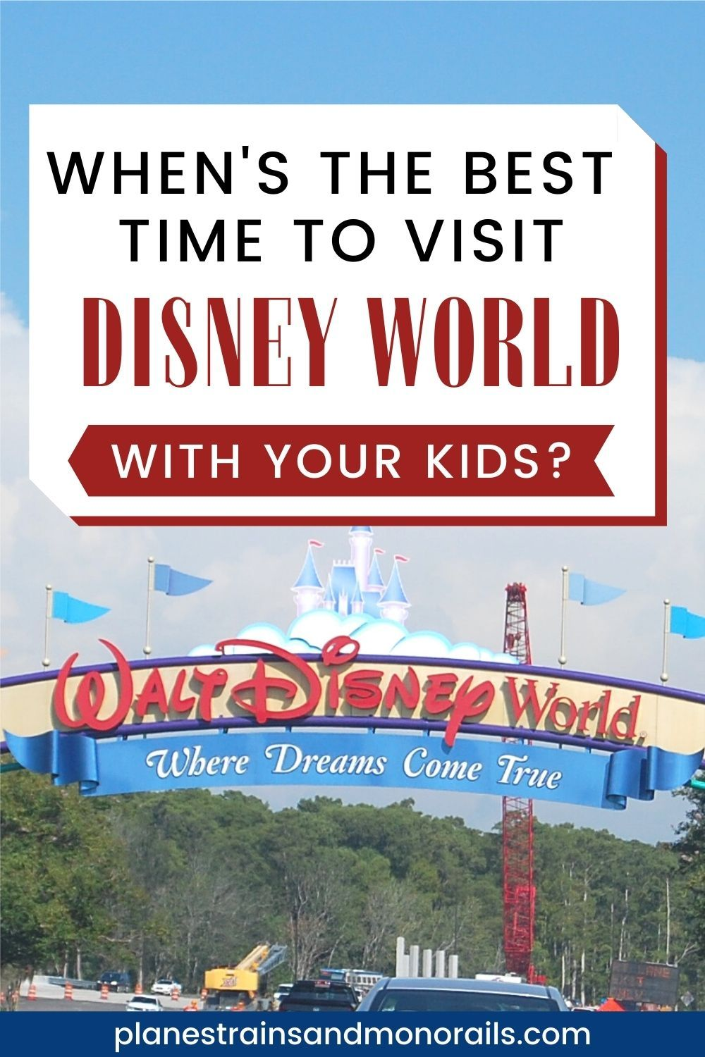 36++ Whens the best time to go to disney world info