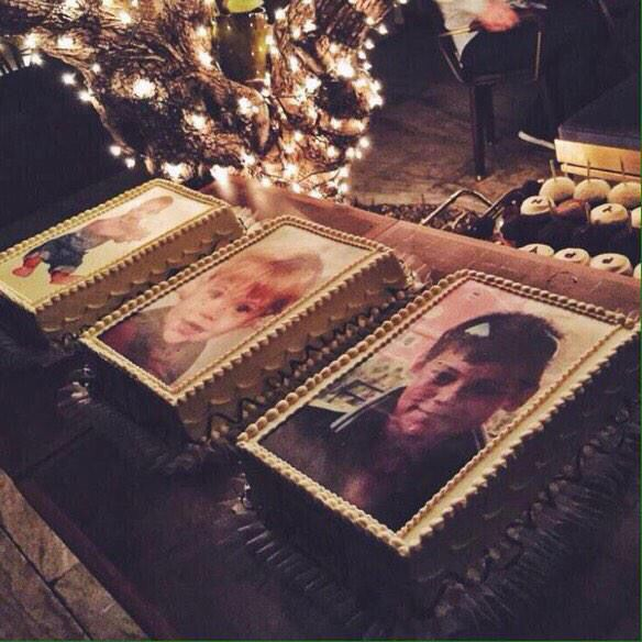 February 1 2015 Harry Styles Birthday Cake One Direction