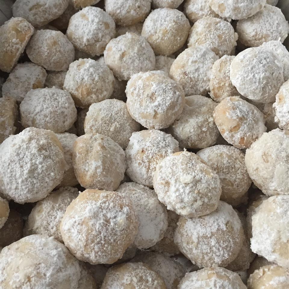 Italian Wedding Cookies III Recipe in 2020 Italian