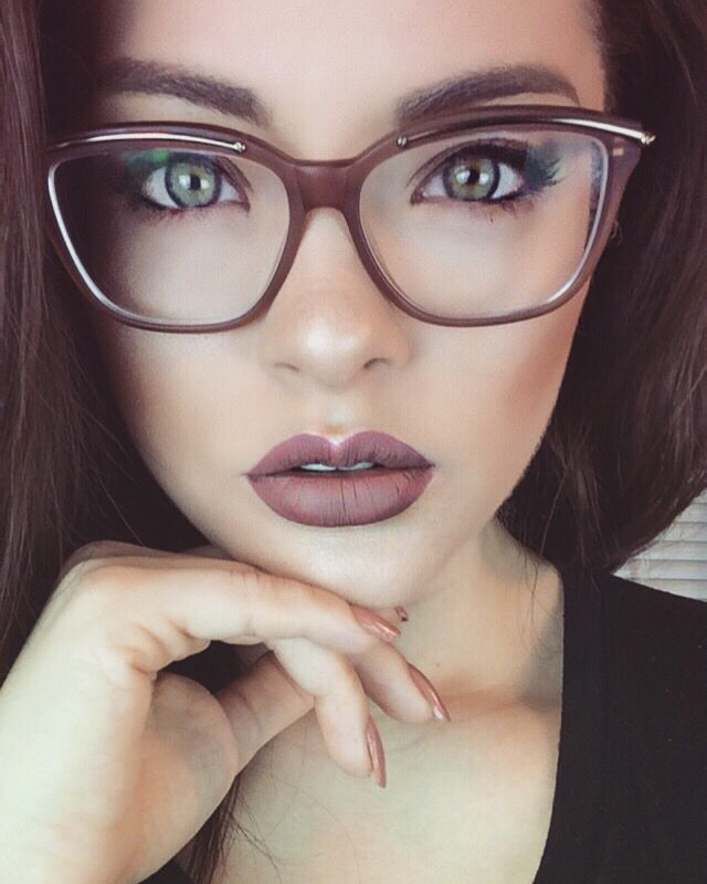 23e65f7ad07f5 Janet on in 2019   Eyeball jewelry   Pinterest   Makeup, Glasses and ...