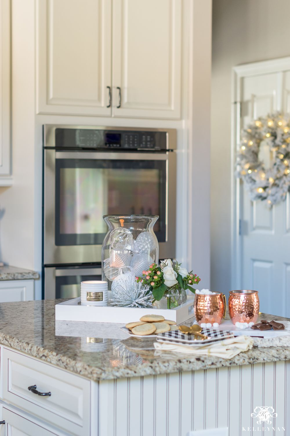 Room and kitchen design christmas kitchen design pinterest